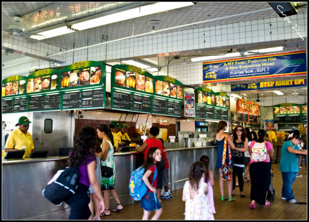 Tony Fischer Inside Nathan's (History, Part 2 of 2)